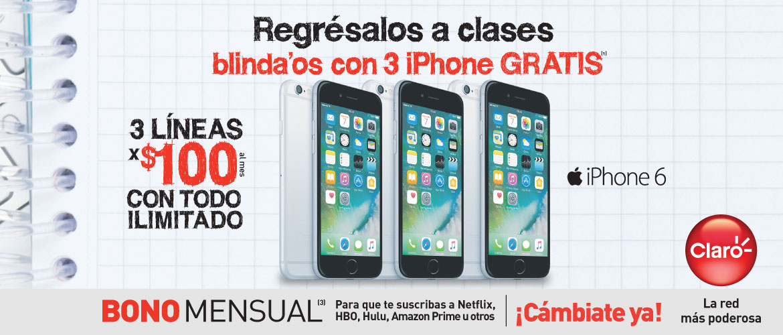 ca3c96e9913 iPhone 6 BTS – Ofertas Claro
